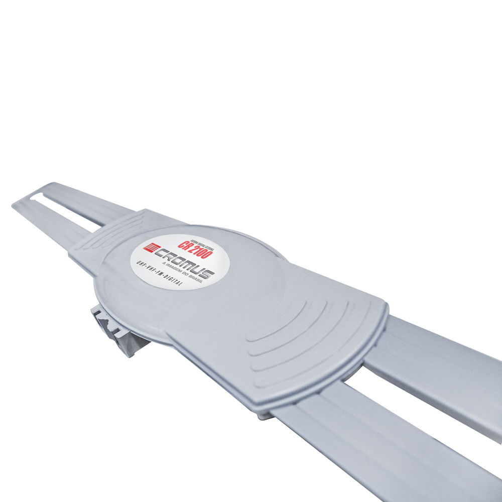 Antena Externa UHF / VHF / Digital HD / FM - CR2100 - CROMUS ANTENA 4 EM 1 DIGITAL CR 2100 - CROMUS
